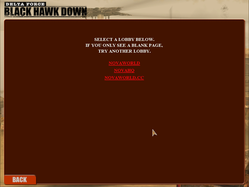 Black Hawk Down / Team Sabre Startup.htm Files