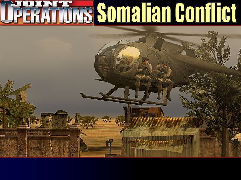 Joint Operations Somali Conflict Mod (JOBHD Mod)