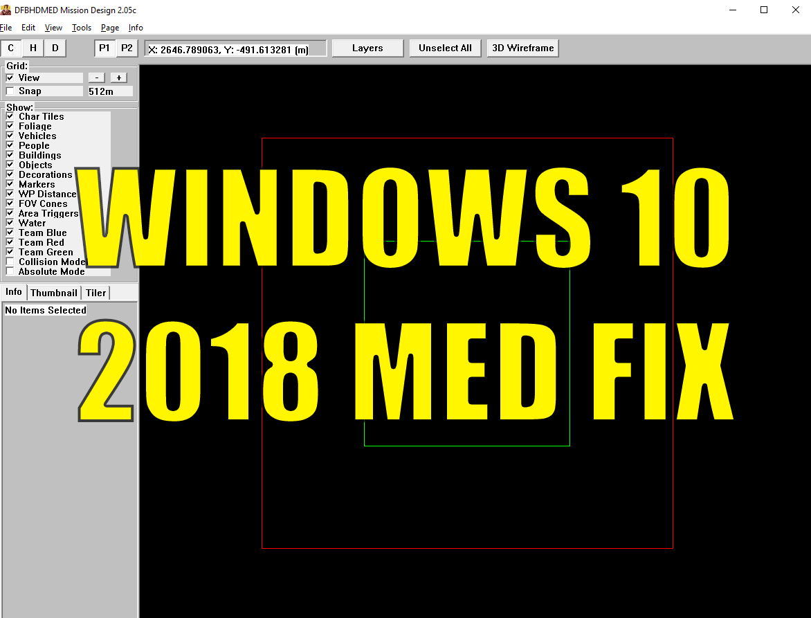 BHD / C4 / DFX / JO Med Fix (UPDATED 2018/02/05)