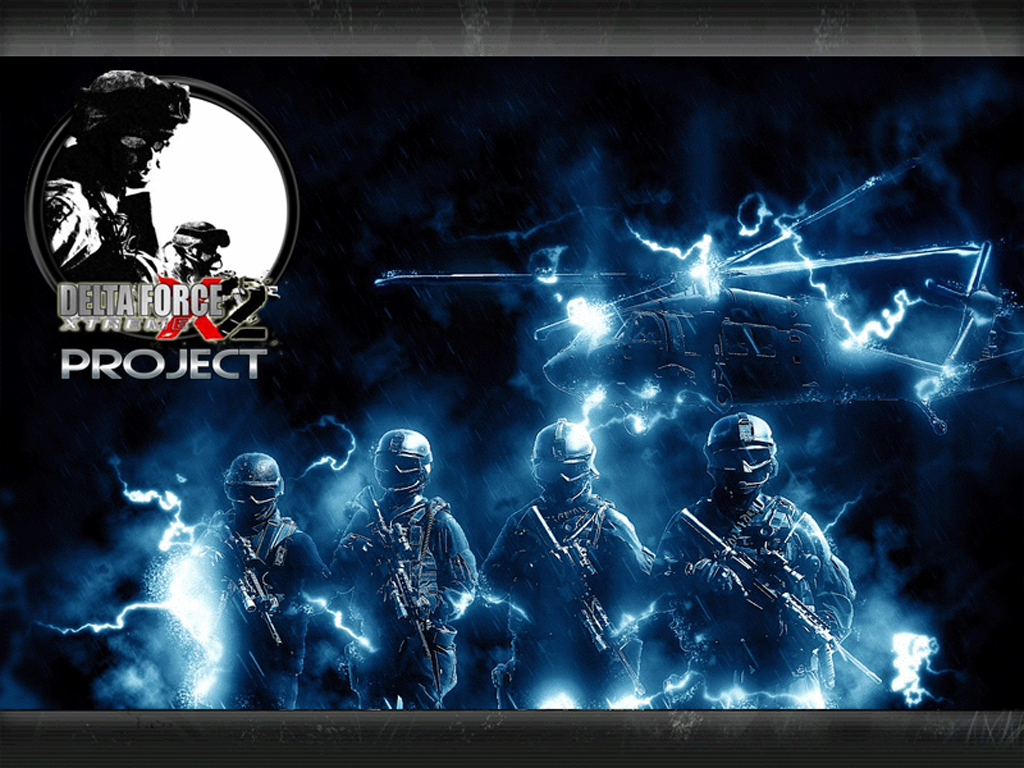 Delta Force XTERME 2 Project