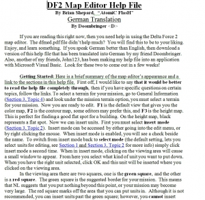 DF2 Map Editor Help File