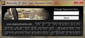 BHD Team Password Editor