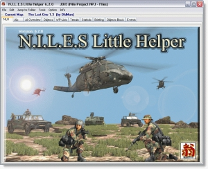 Joint Operations NILES Little Helper (NLH)