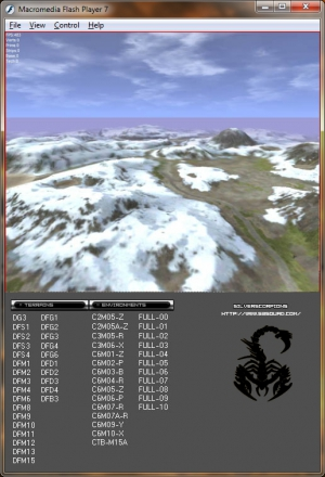 DFX Terrain Reference Tool