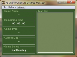 BHD P6 Live Map Manager #2