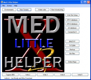 DFX2 MED Little Helper (MLH)
