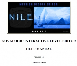 Joint Operations NILE Help Manual