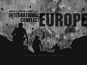 Joint Operations International Conflict Europe (ICE Mod) FULL v1.0.5