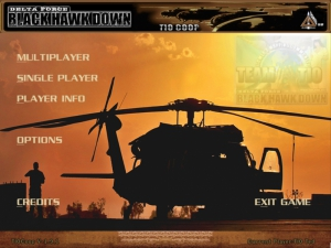 Black Hawk Down TIOcoop Mod 1.9.1 (OLD VERSION)