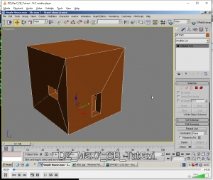 DZine 3DS Max Collision Box Tutorial