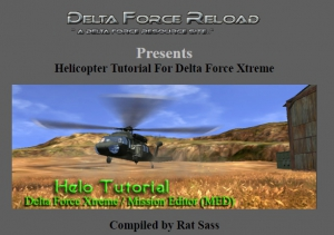 DFX Helo Tutorial