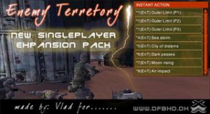 BHD Enemy Territory Single Player Campaign Mod
