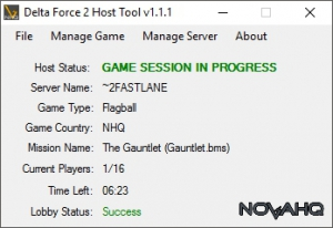 DF2 Host Tool, Server Stats, Mission Manager, Auto Messenger, Vote