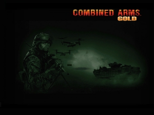 Stand Alone Battle X Combined Arms Gold