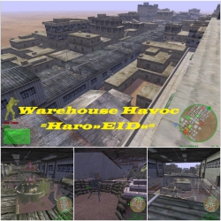 Warehouse Havoc =Haro»EID«=