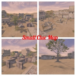 Small Clue Map