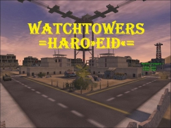 Watchtowers =Haro»EID«=