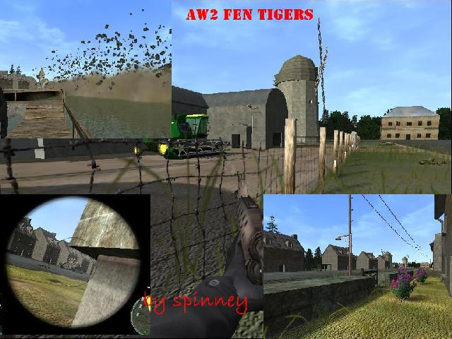 AW2 Fen Tigers
