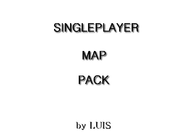 Singleplayer Map Pack