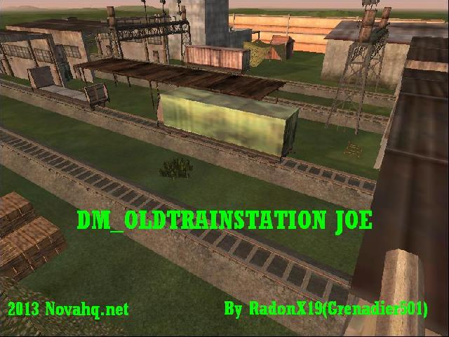 DM Old Train Station JOE