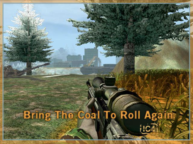 Bring The Coal To Roll Again