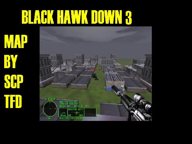 Black Hawk Down 3: The City of Mogadishu