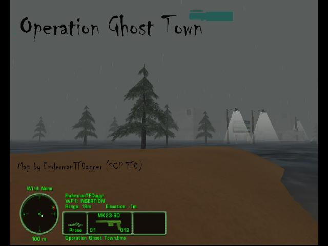 Operation Ghost Town (Updated)